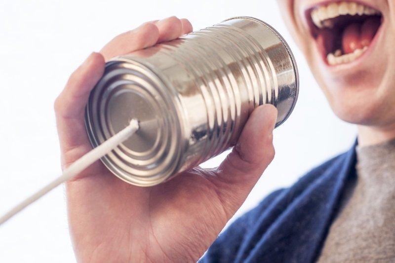 Comunicação na empresa ruídos
