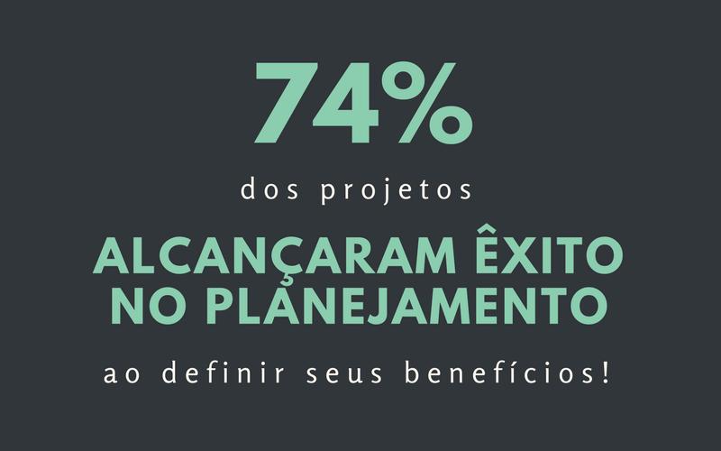 Maioria dos projetos alcançaram exito